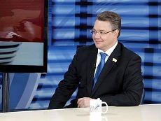 Владимир Владимиров поздравил жителей края с Пасхой