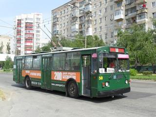 Движение троллейбусов в Ставрополе в режиме онлайн