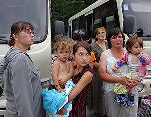 Режим ЧС объявили на Ставрополье, куда прибывают украинские беженцы