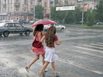 26 и 27 мая на Ставрополье пройдут сильные ливни