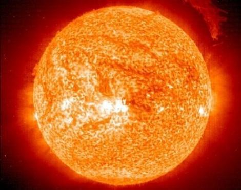 Солнечная активность опустилась ниже уровня предыдущего года