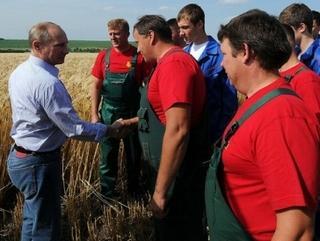 Глава страны в среду посетил Ставропольский край